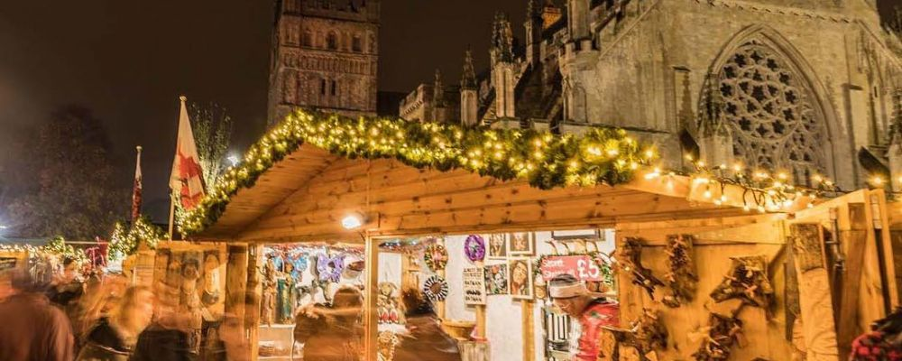 Exeter Christmas Markets