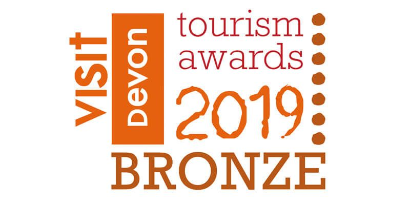 Visit Devon Tourism Awards 2019 - Bronze