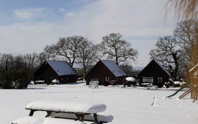 Christmas Message from Alpine Park Cottages